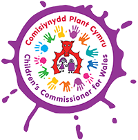 Children's Commissioner for Wales - logo